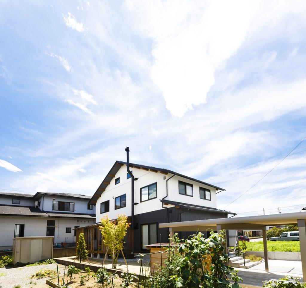 みどりタウン「郷の家」モデルハウス