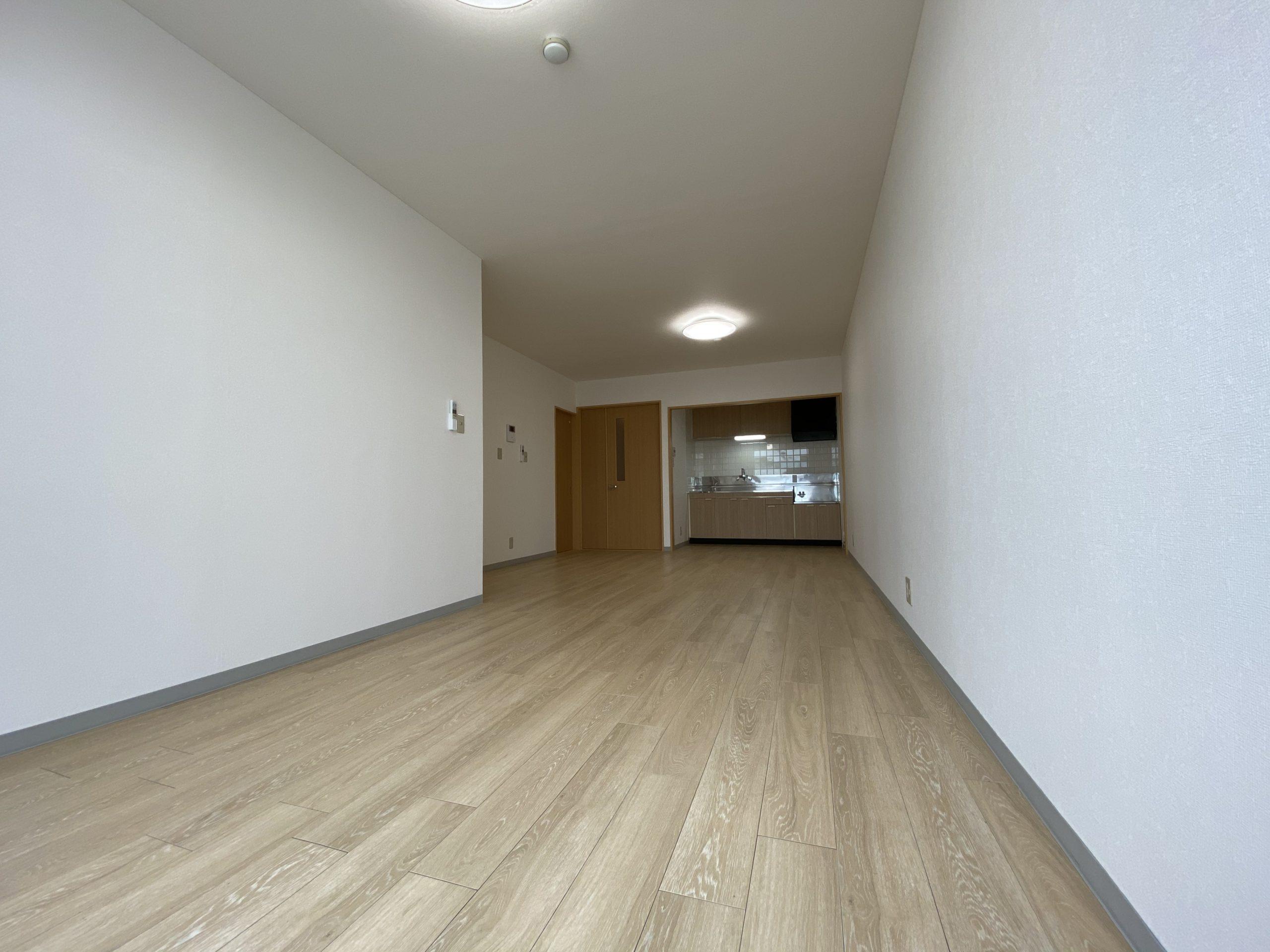 中滑川シティハイツ  4階
